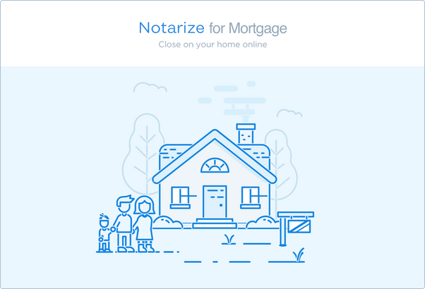for Notarize Mortgage