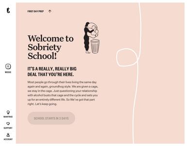 Sobriety School