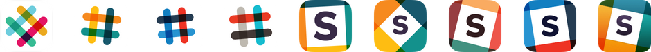 Slack icons