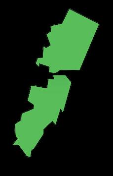 Map of Durban
